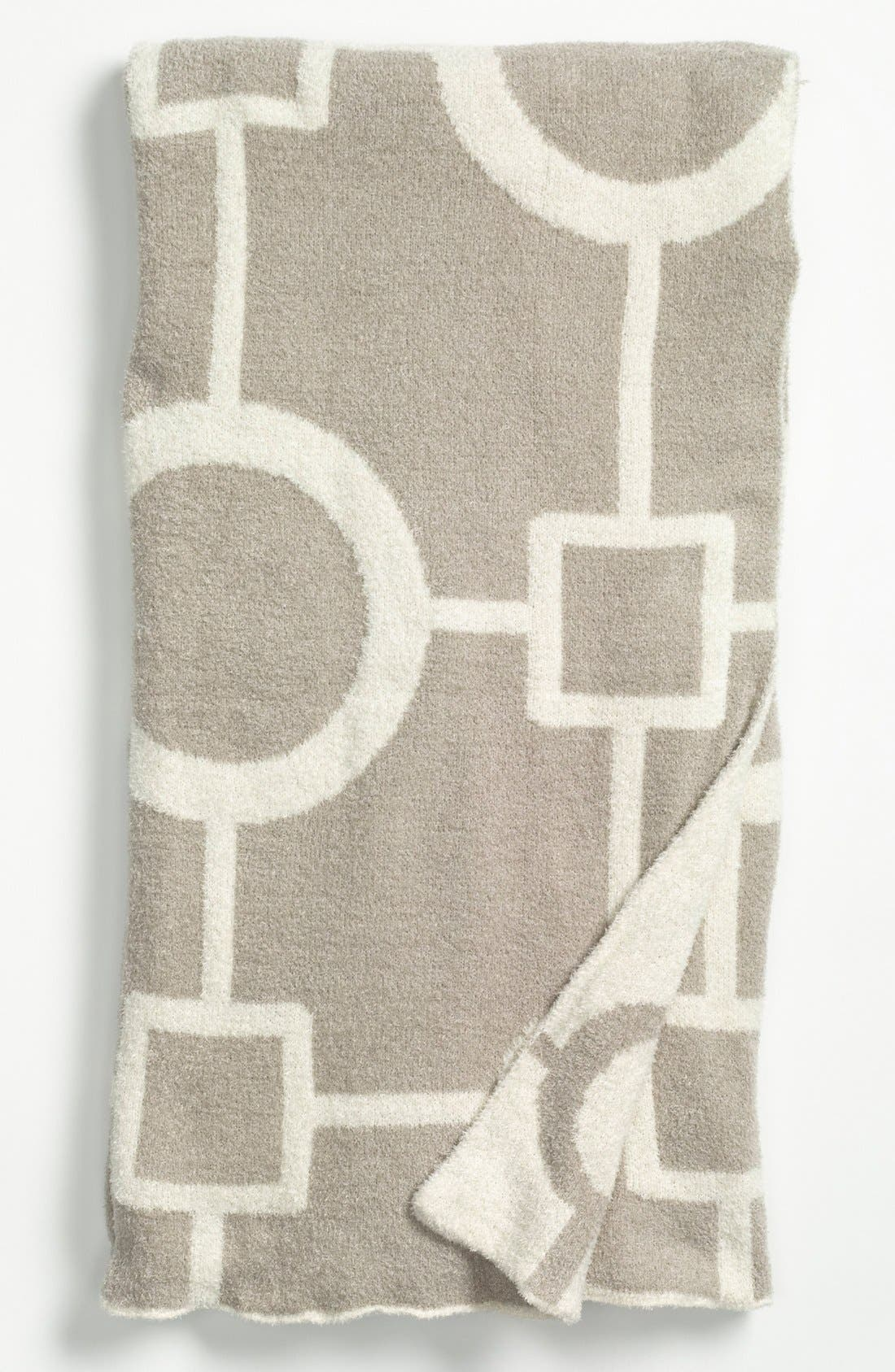 Alternate Image 1 Selected - Giraffe at Home 'Matrix Dolce' Throw (Online Only)