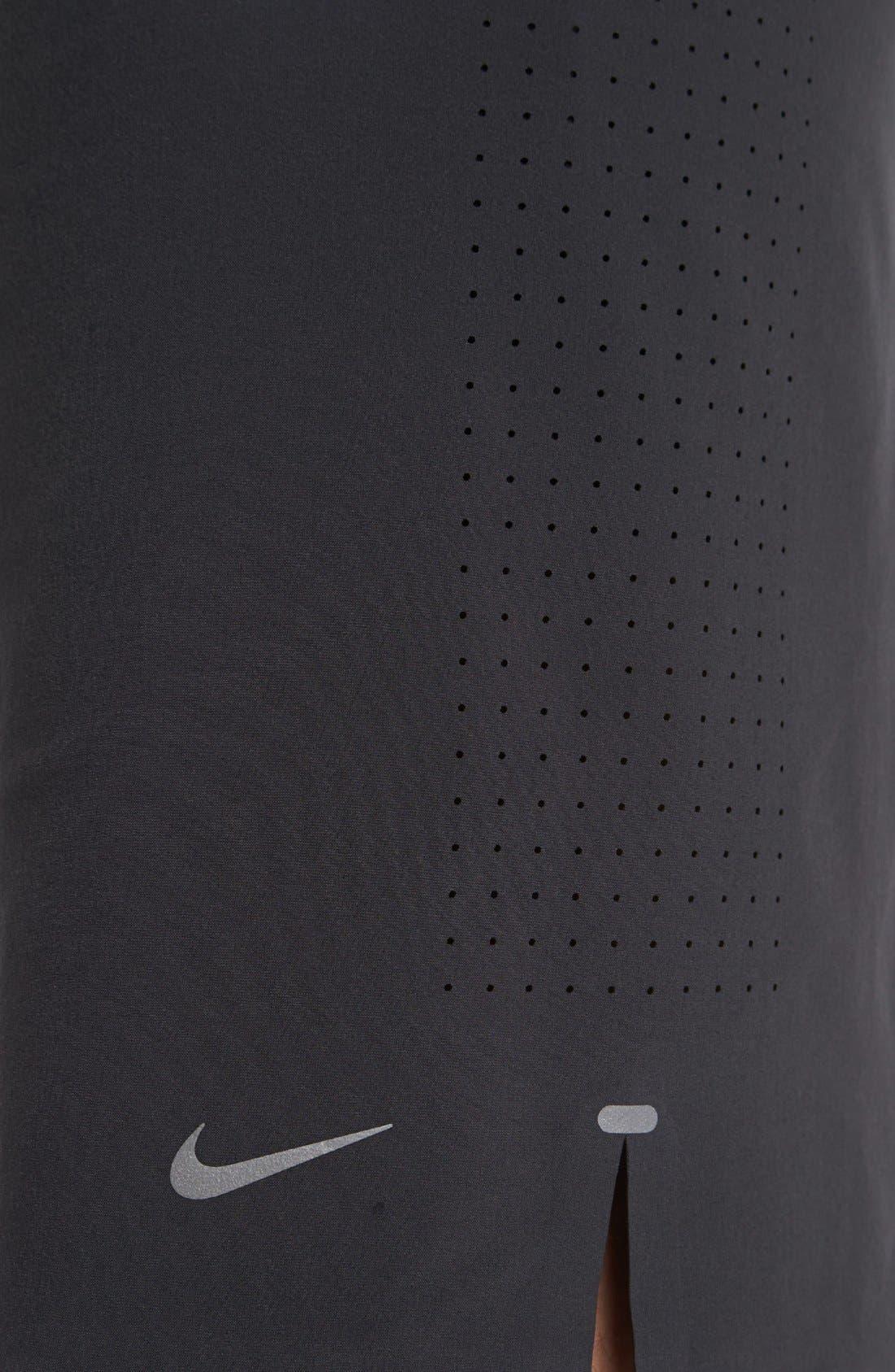 Alternate Image 3  - Nike 'Instinct' Stretch Woven Running Shorts