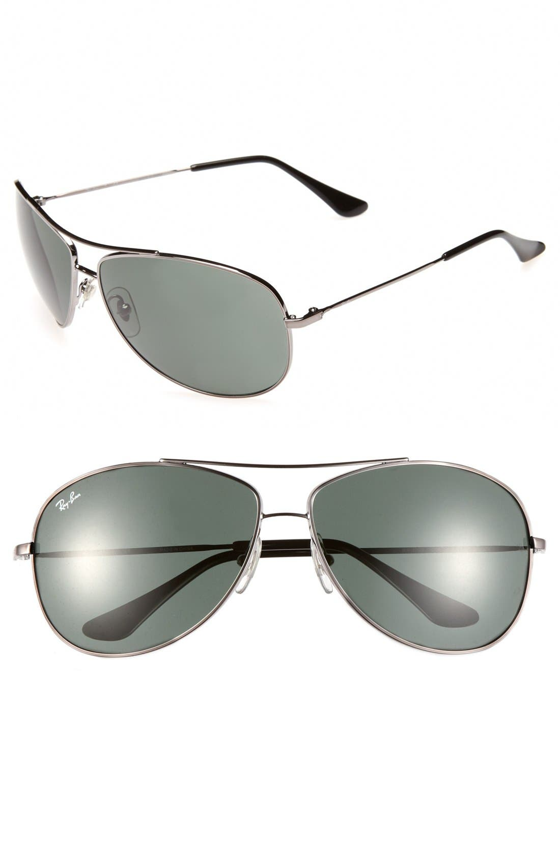 Alternate Image 1 Selected - Ray-Ban 'Wayfarer' 51mm Sunglasses