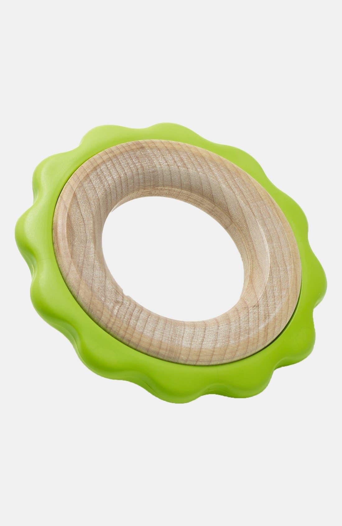 Alternate Image 1 Selected - BeginAgain Toys Green Ring