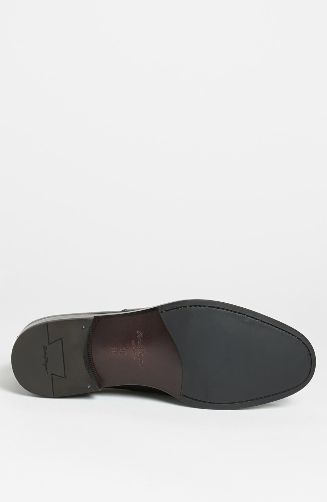 Alternate Image 4  - Salvatore Ferragamo 'Siracusa' Bit Loafer