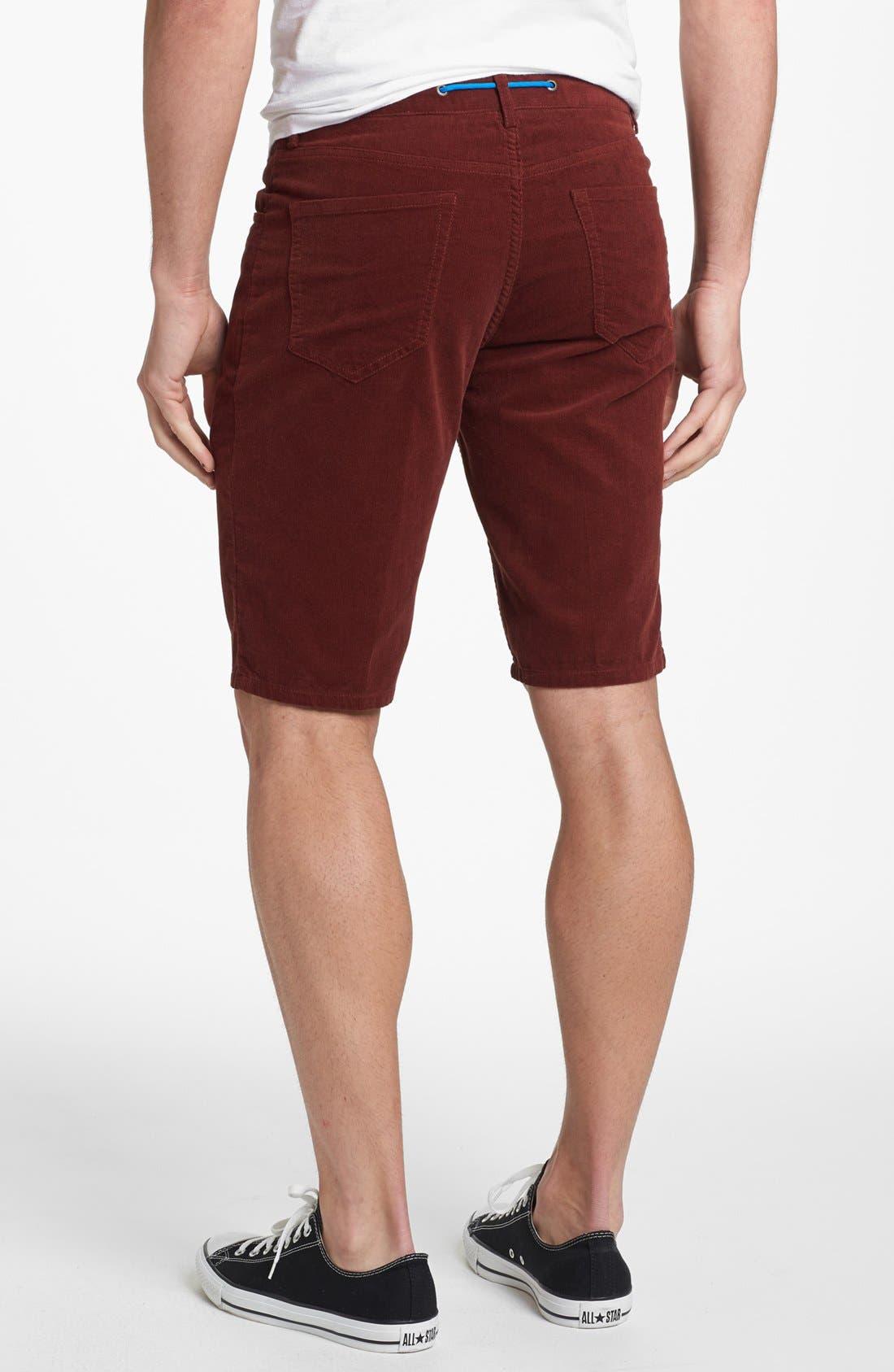 Alternate Image 2  - Element 'Essex' Corduroy Shorts
