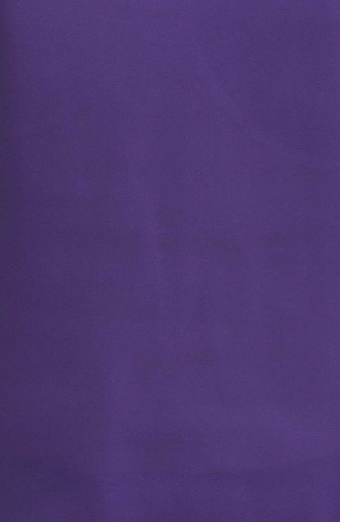 Alternate Image 3  - MICHAEL Michael Kors Woven Front Scoop Neck Top (Plus Size)