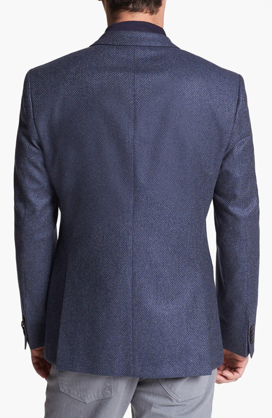 Alternate Image 3  - BOSS HUGO BOSS 'Hutch' Trim Fit Sportcoat