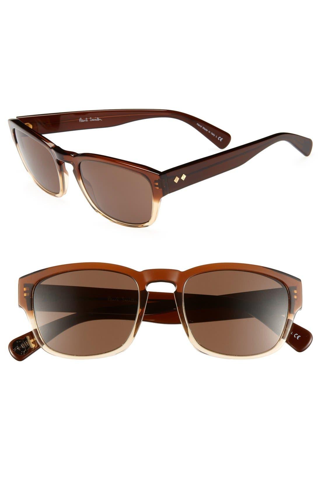 Main Image - Paul Smith 'Berling' 54mm Sunglasses