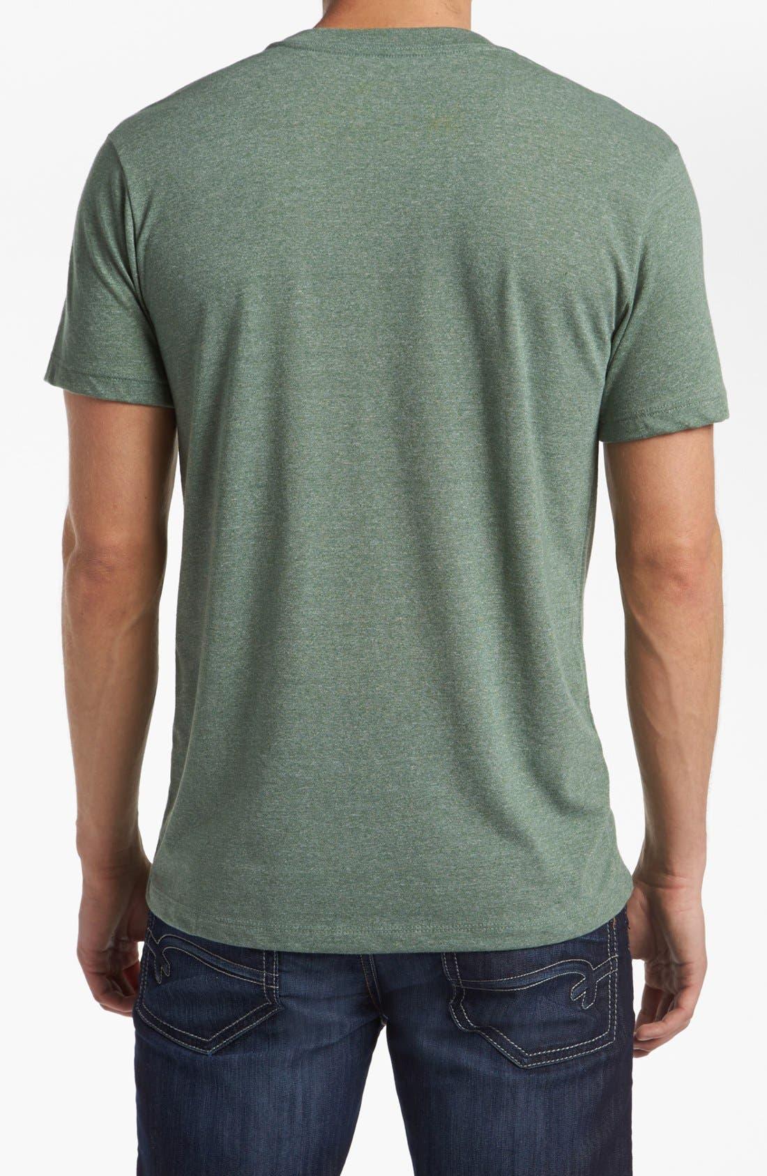 Alternate Image 2  - RVCA 'Crest' T-Shirt