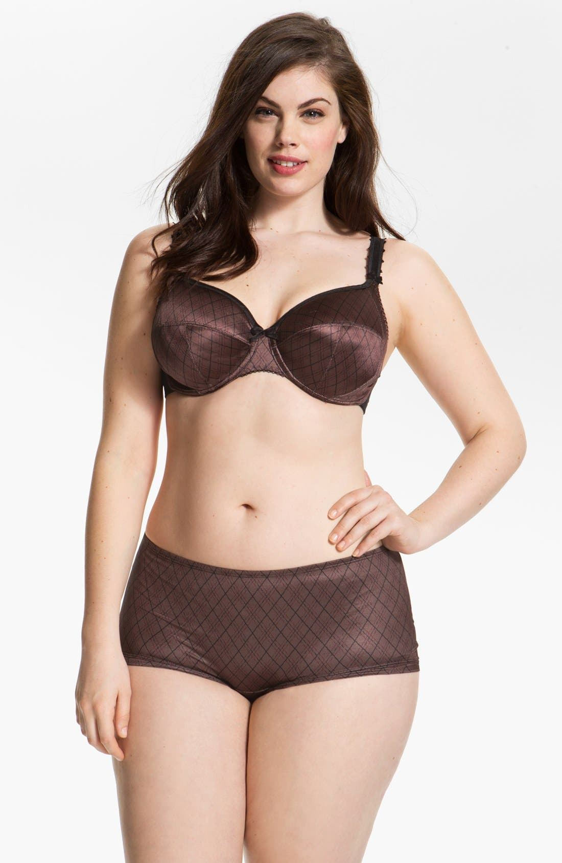 Alternate Image 3  - Elomi 'Yolanda' Bandless Underwire Bra (Plus Size)