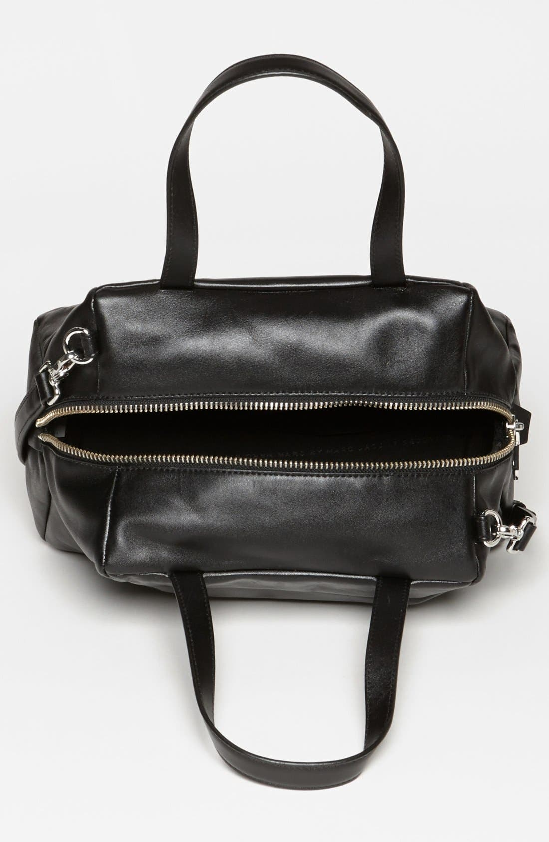Alternate Image 3  - MARC BY MARC JACOBS 'Updated Tangram - Blythe' Leather Satchel