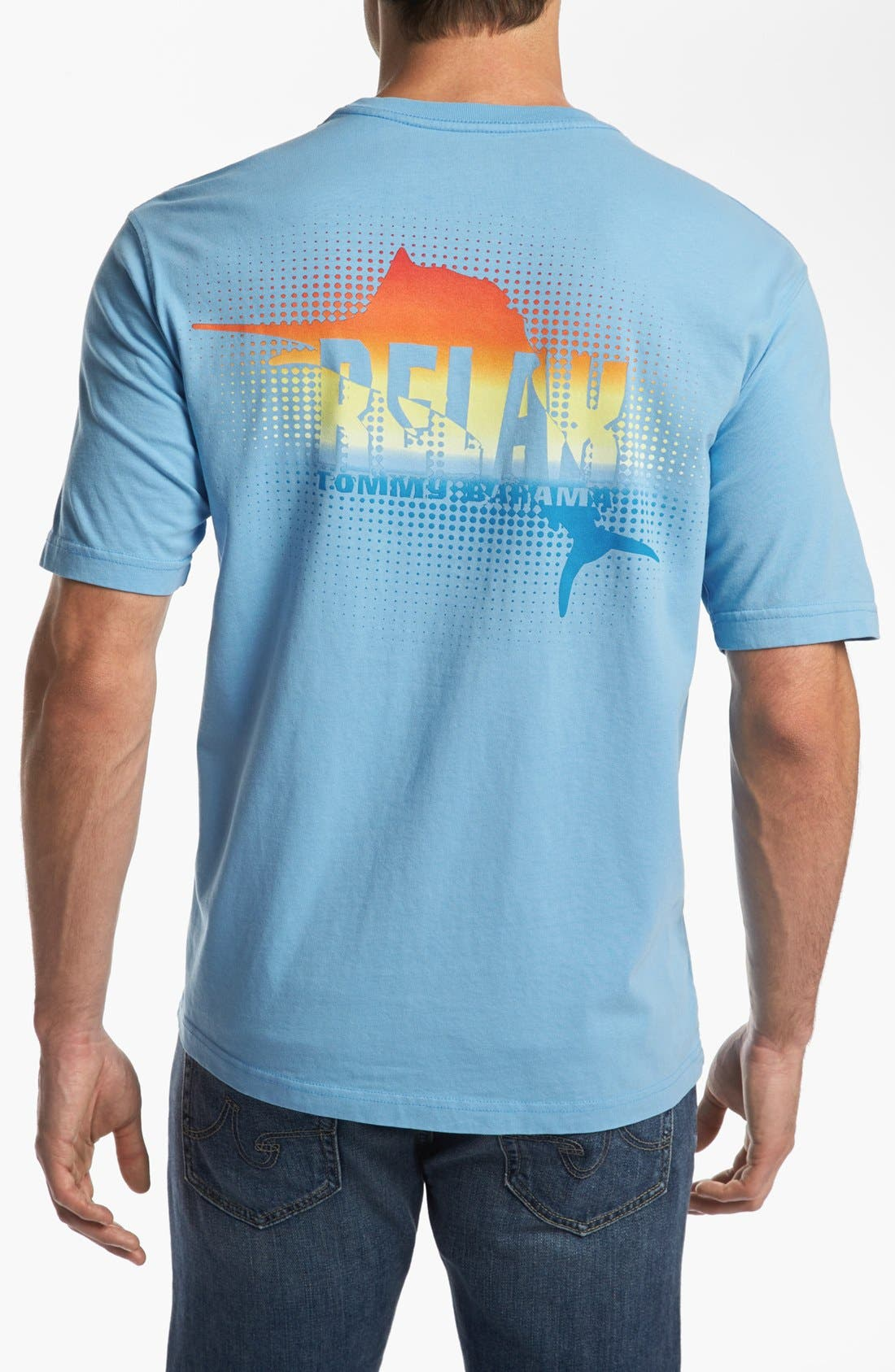 Alternate Image 1 Selected - Tommy Bahama Relax 'Surf Marlin' T-Shirt