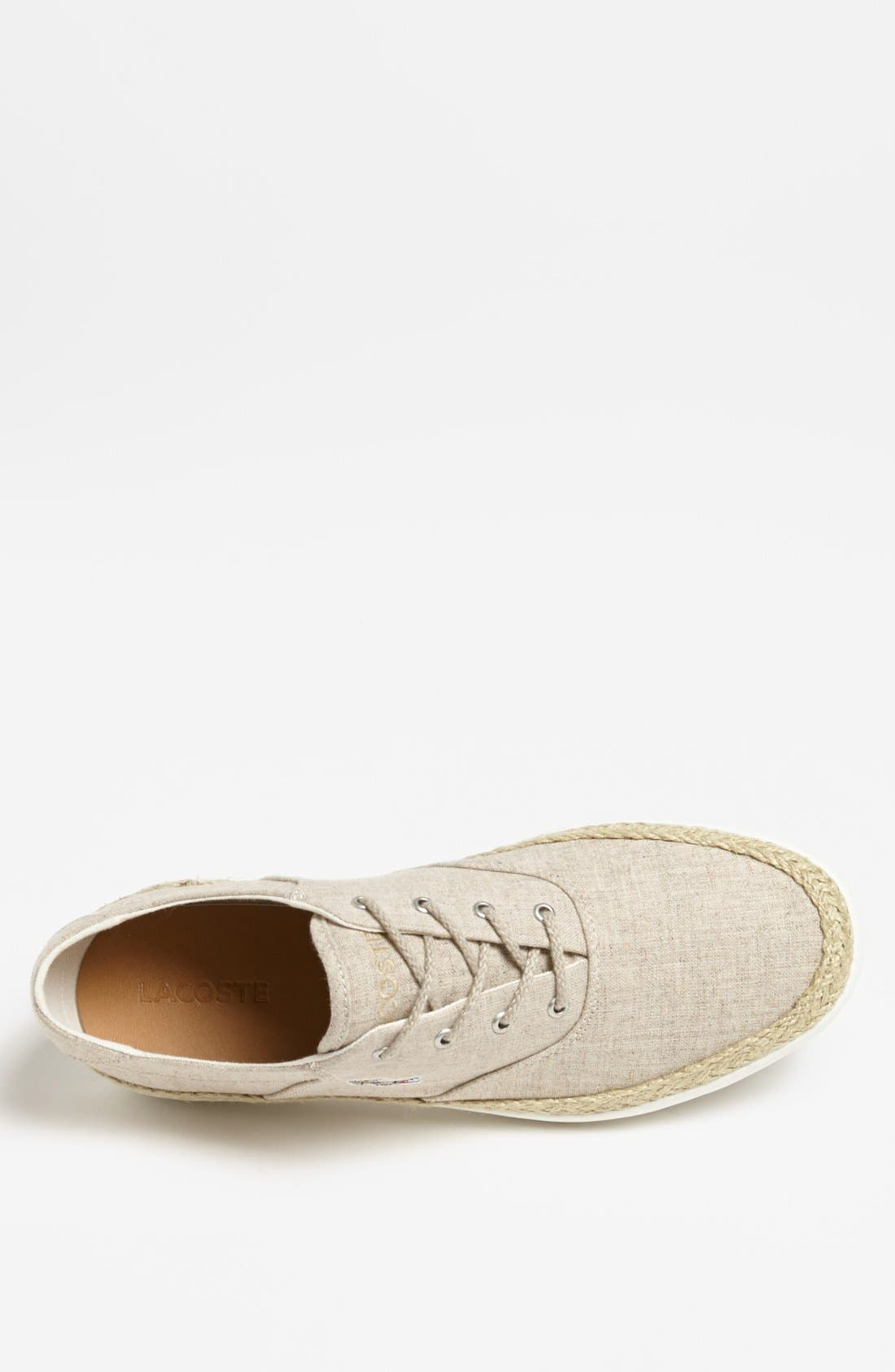 Alternate Image 3  - Lacoste 'Glendon' Sneaker (Men)