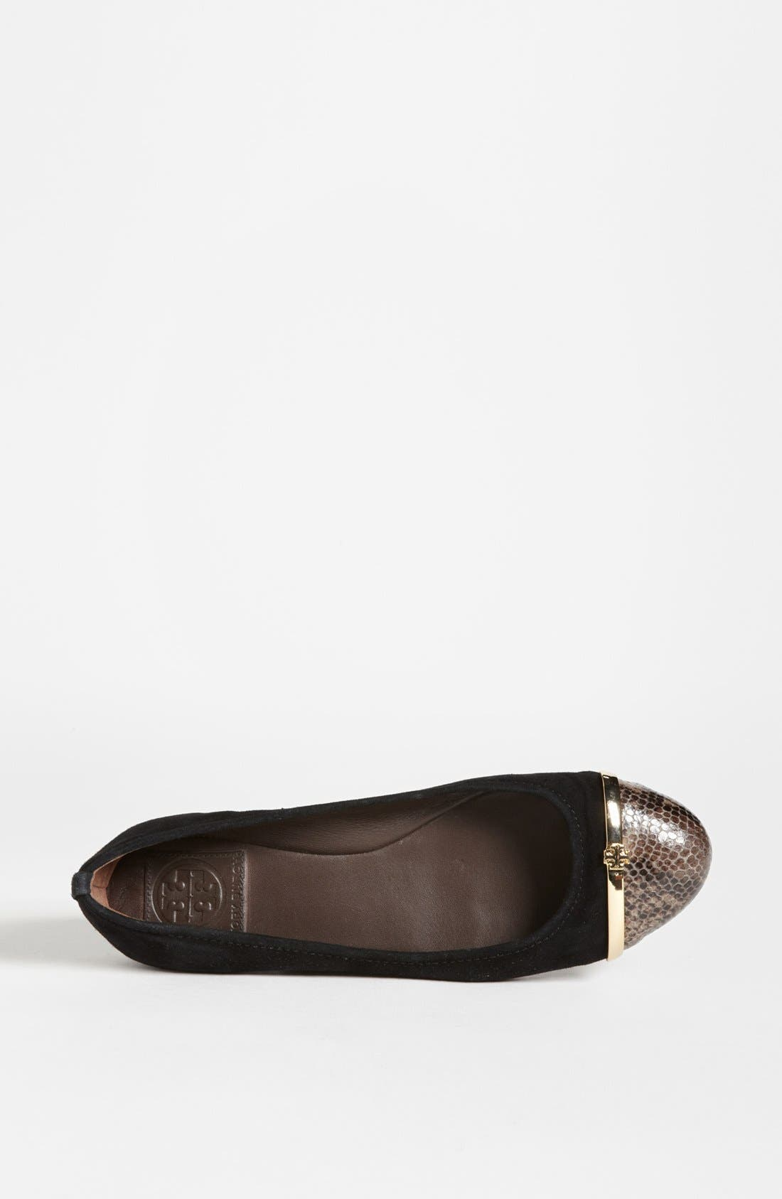 Alternate Image 3  - Tory Burch 'Pacey' Skimmer Flat