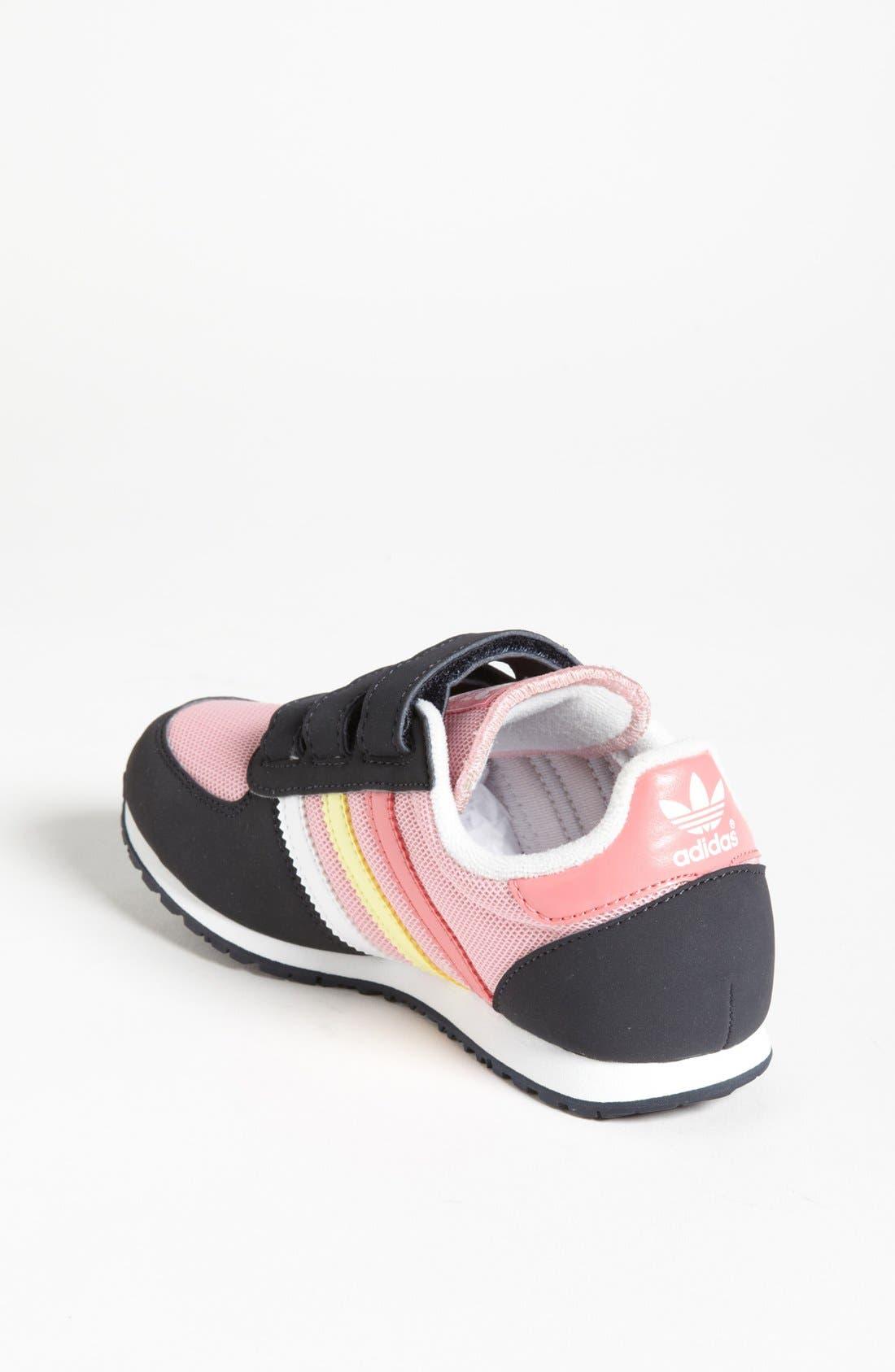 Alternate Image 2  - adidas 'adistar Racer' Sneaker (Toddler & Little Kid)