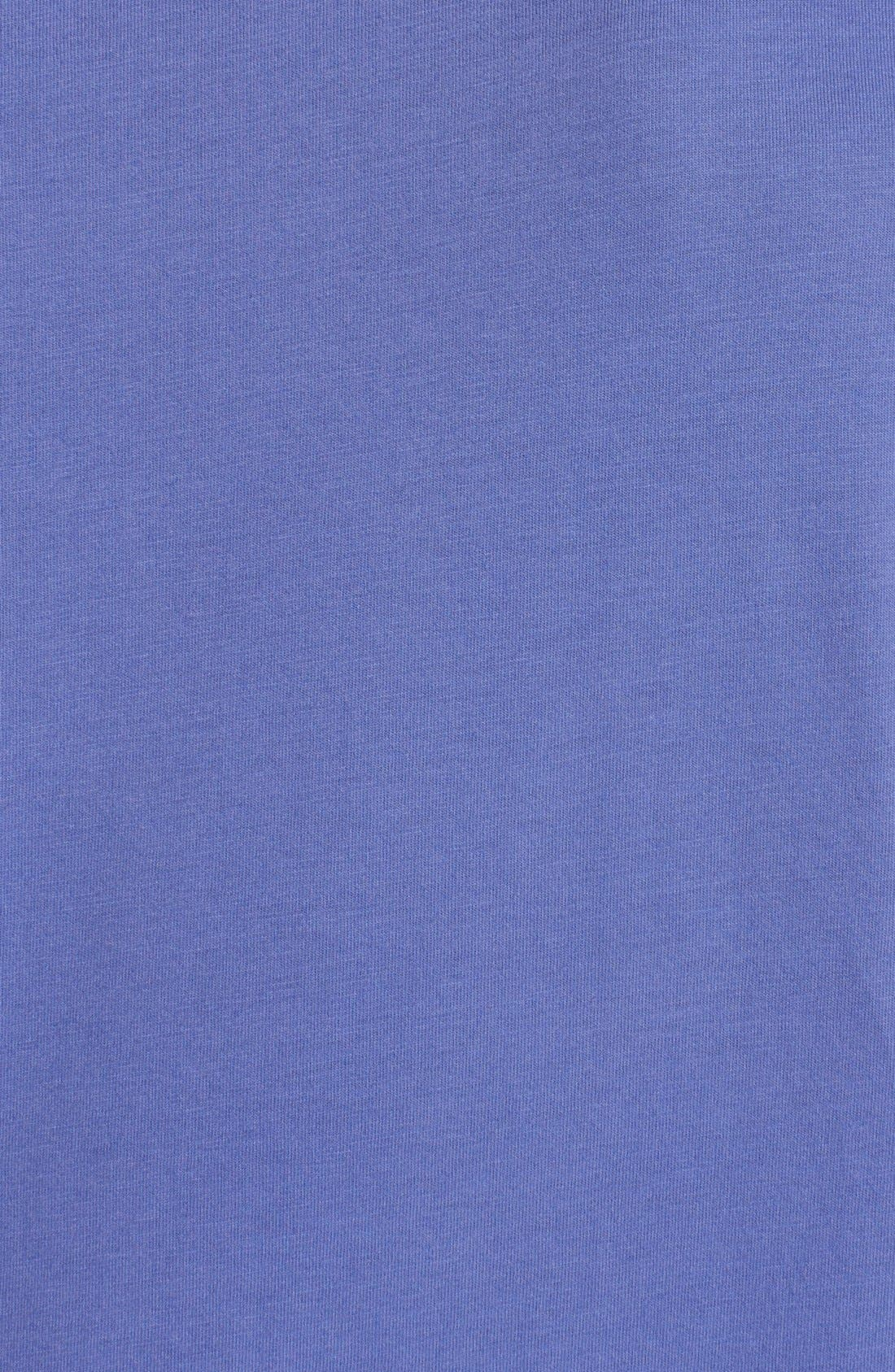 Alternate Image 3  - Robert Barakett 'Adam' Double V-Neck T-Shirt
