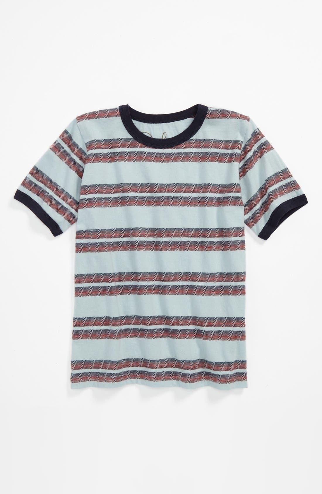 Alternate Image 1 Selected - Peek 'Mateo' T-Shirt (Toddler Boys &  Little Boys)