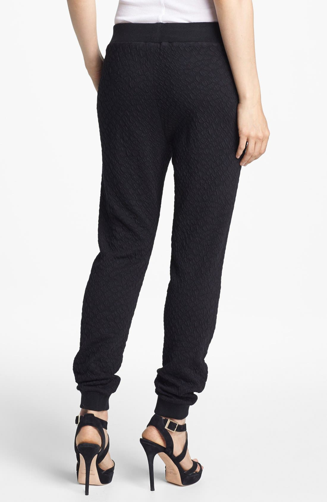 Alternate Image 2  - Rebecca Taylor Slouchy Drawstring Pants