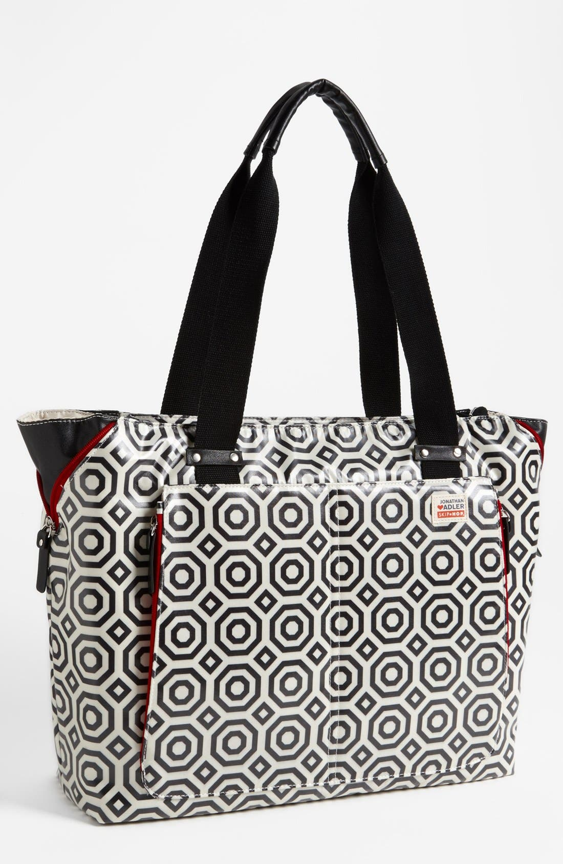 Alternate Image 1 Selected - Skip Hop 'Jonathan Adler - Light and Luxe' Tote