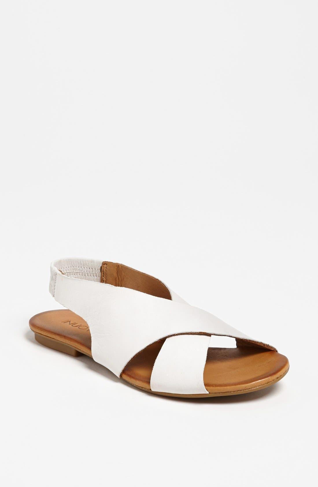 Alternate Image 1 Selected - Inuovo Slingback Sandal