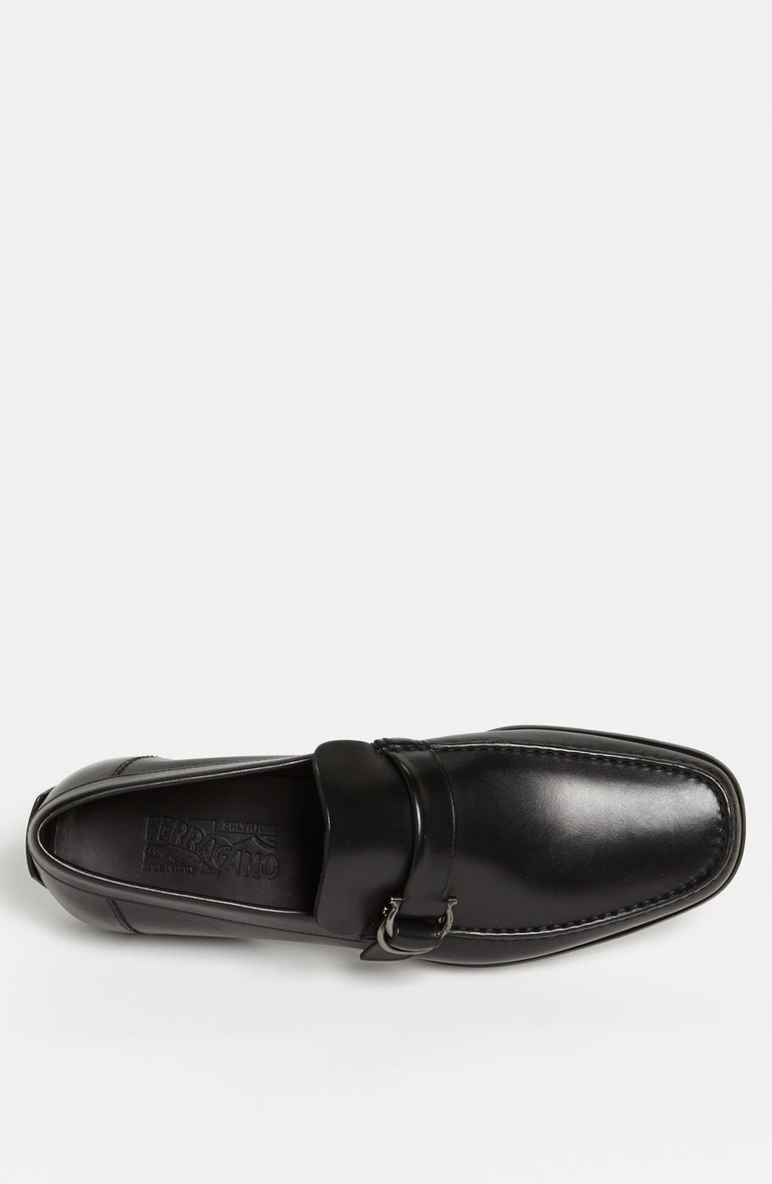 Alternate Image 3  - Salvatore Ferragamo 'Tremiti' Bit Loafer