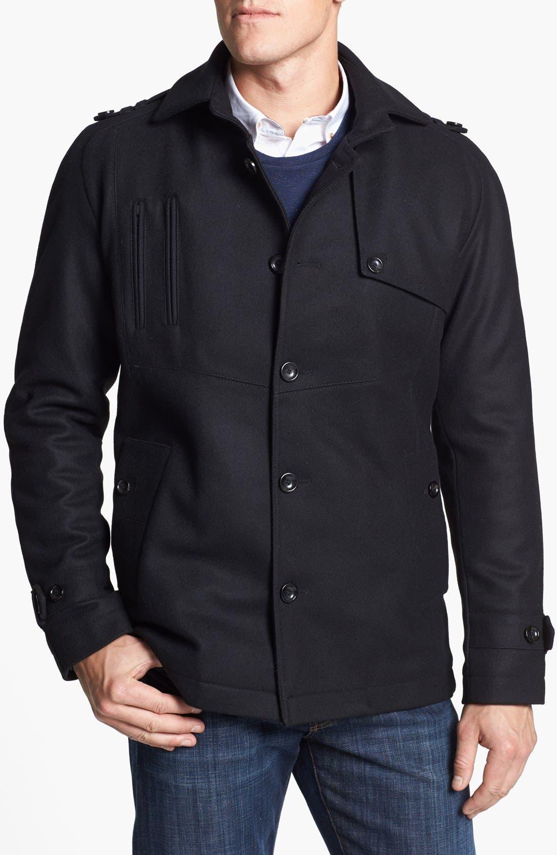 Main Image - JOHNNYLOVE Water Repellent Duffle Jacket
