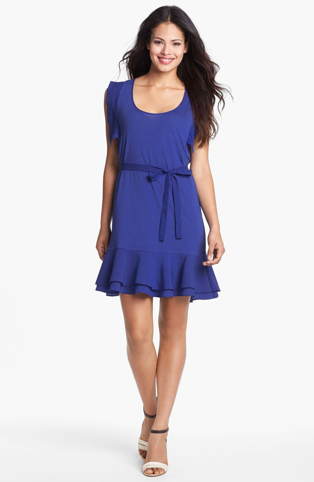 Main Image - French Connection 'Polly Plains' Dress