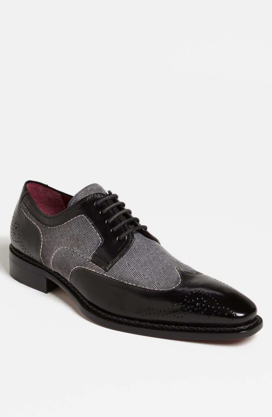 Main Image - Mezlan 'Remo' Spectator Shoe