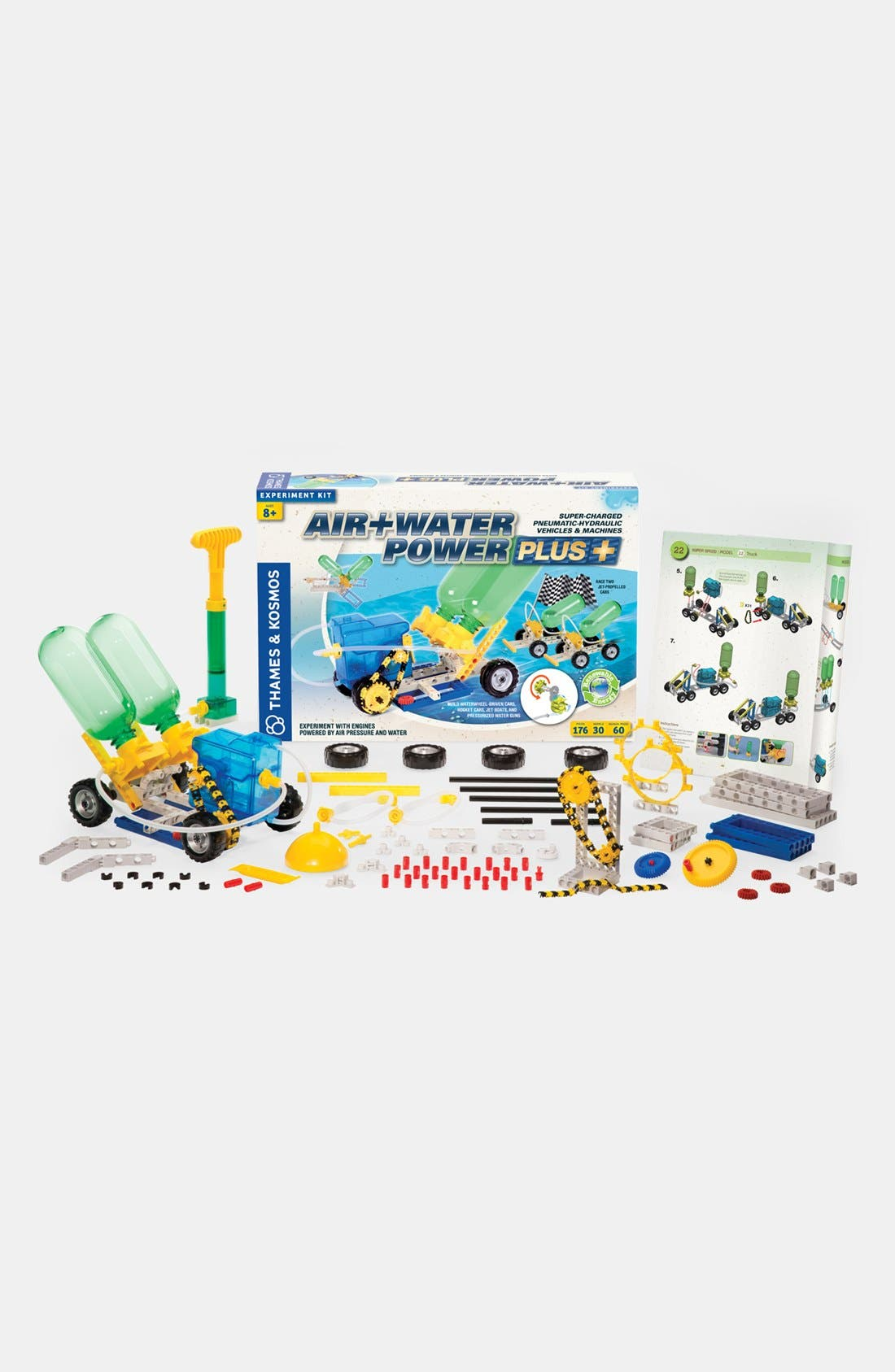 Thames & Kosmos 'Air+Water Power Plus' Building Set