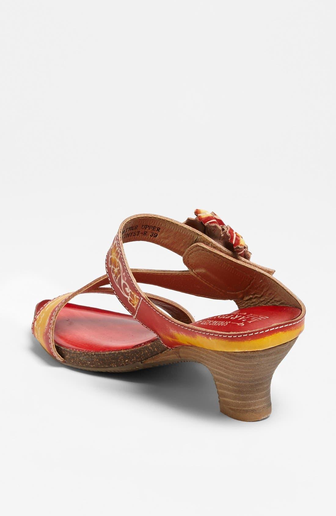 Alternate Image 2  - Spring Step 'Amethyst' Sandal