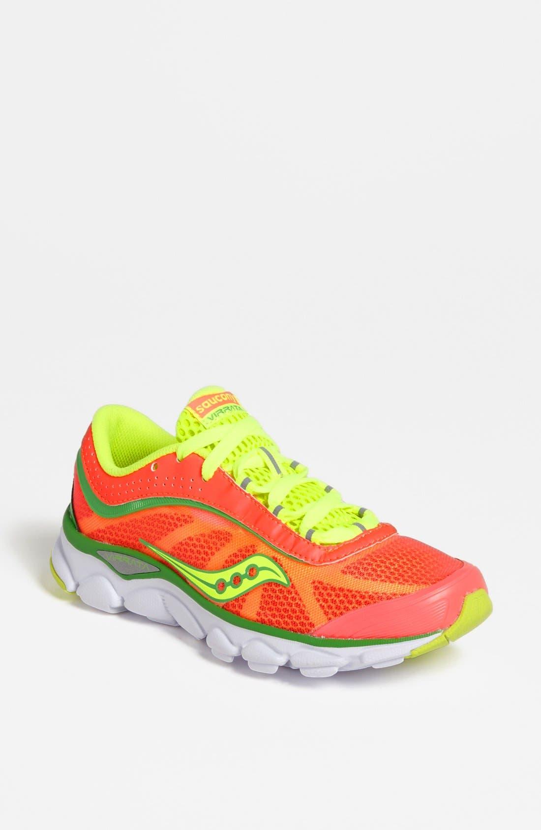 Alternate Image 1 Selected - Saucony 'Virrata' Running Shoe (Women)