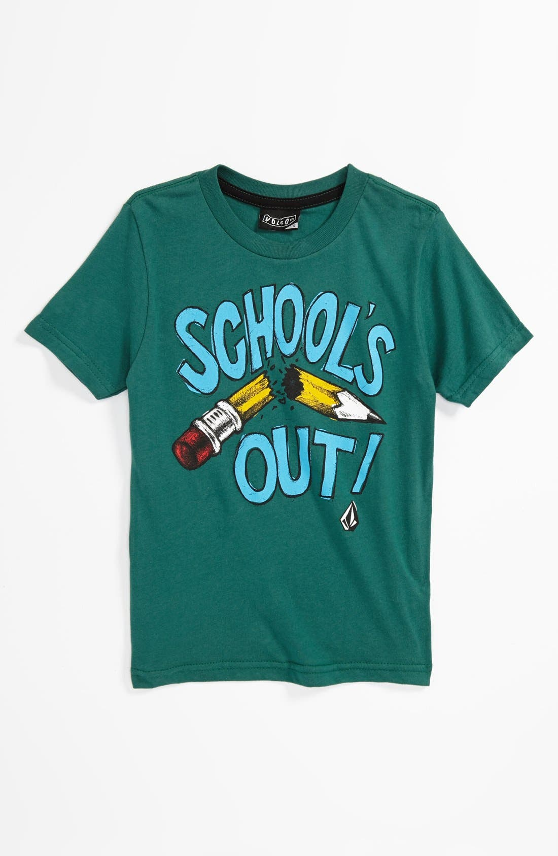 Alternate Image 1 Selected - Volcom 'Salad Days' T-Shirt (Little Boys & Big Boys)