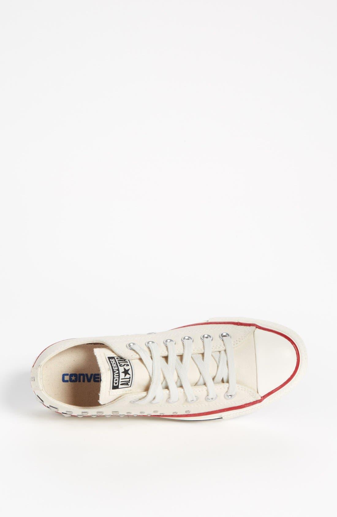 Alternate Image 3  - Converse Chuck Taylor® All Star® 'Collar Studs' Sneaker (Women) (Online Only)