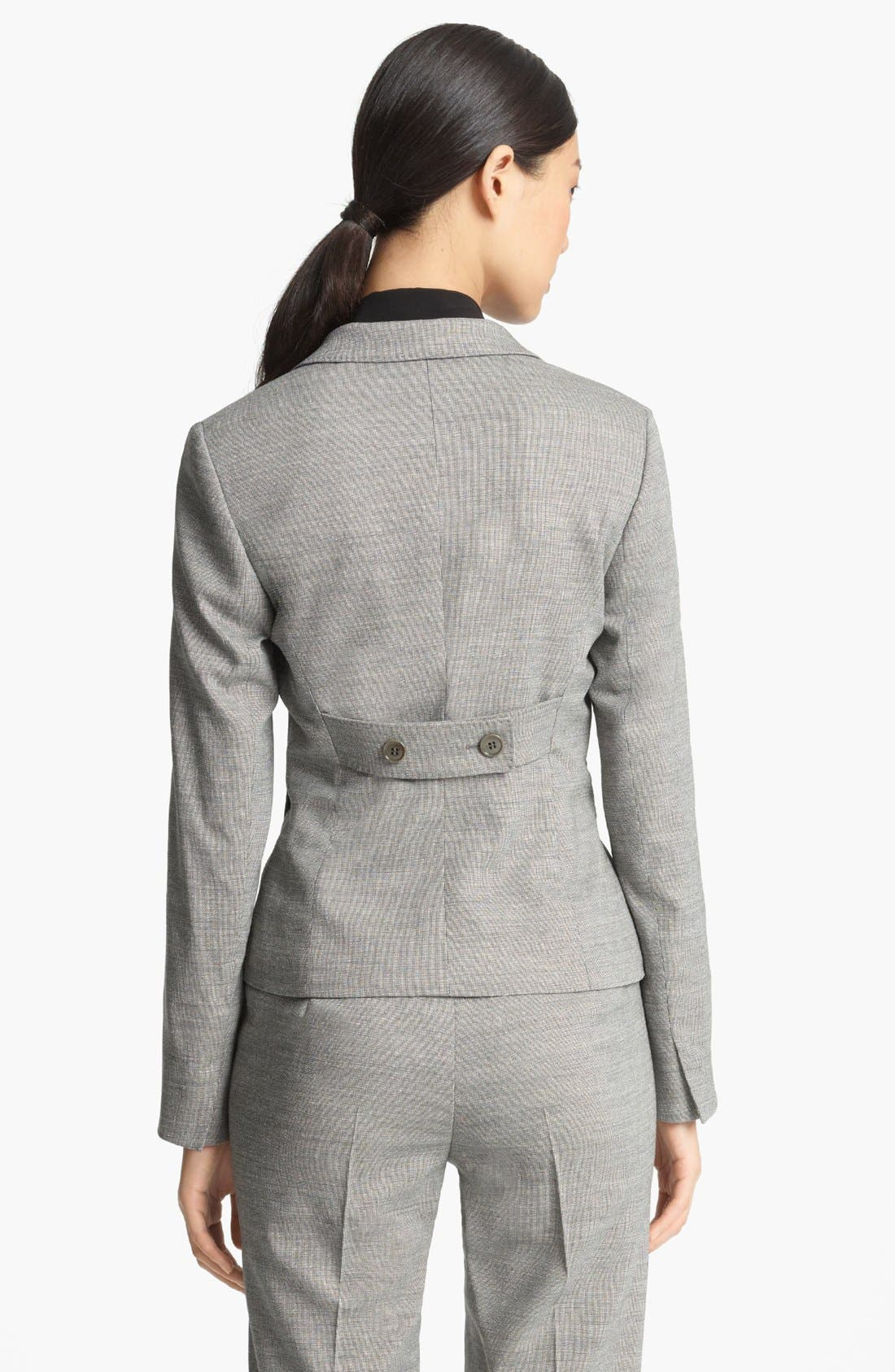 Alternate Image 3  - Max Mara Wool & Silk Jacket