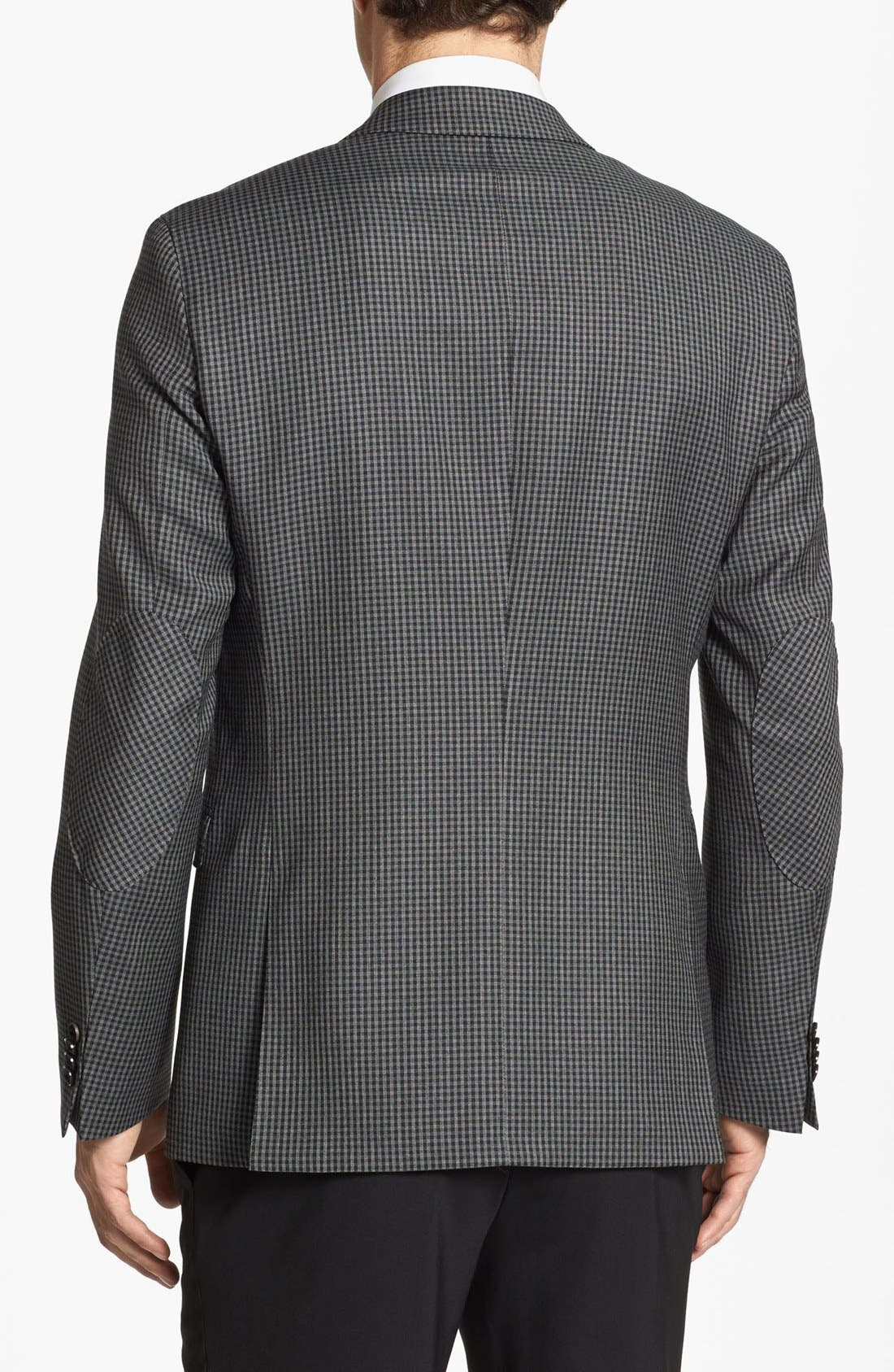 Alternate Image 2  - BOSS HUGO BOSS 'Rhett' Extra Trim Fit Sportcoat