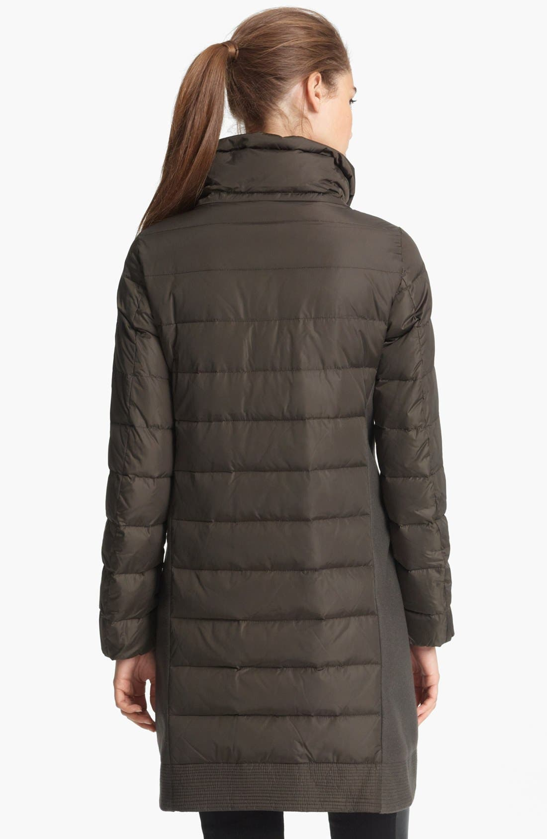 Alternate Image 2  - Moncler 'Herisse' Down Coat