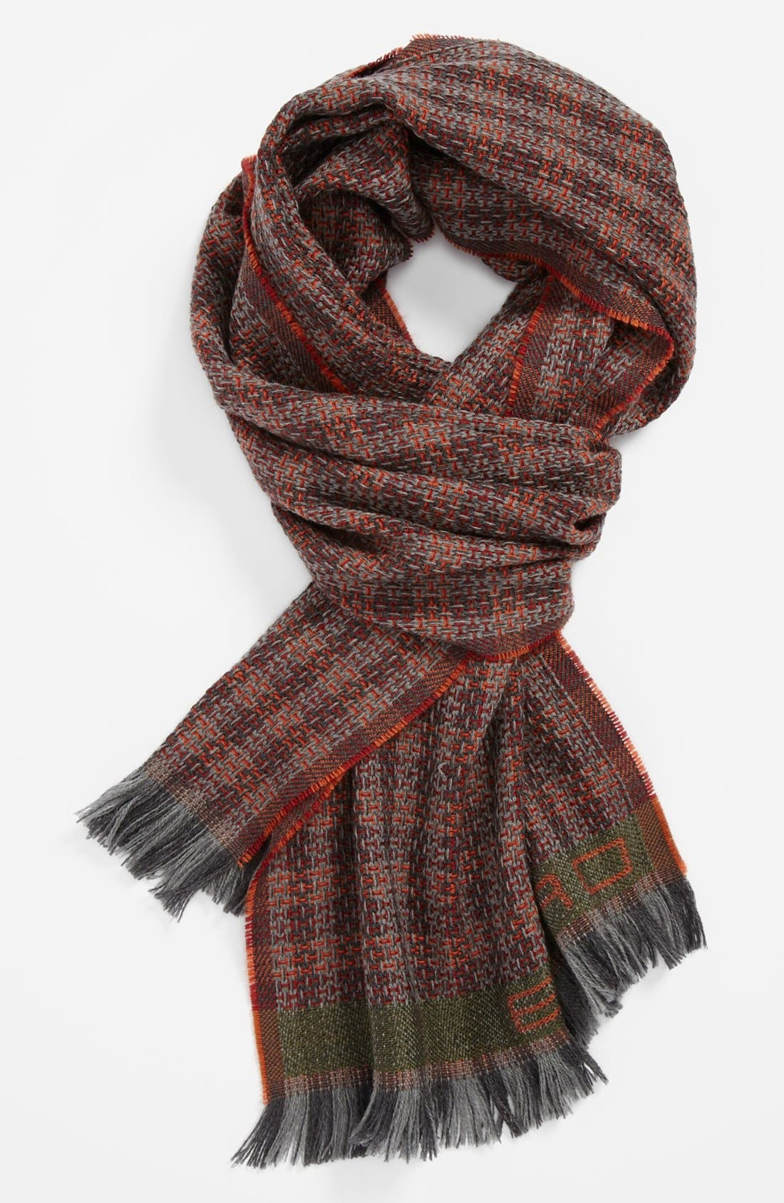 Alternate Image 1 Selected - Etro Wool Scarf
