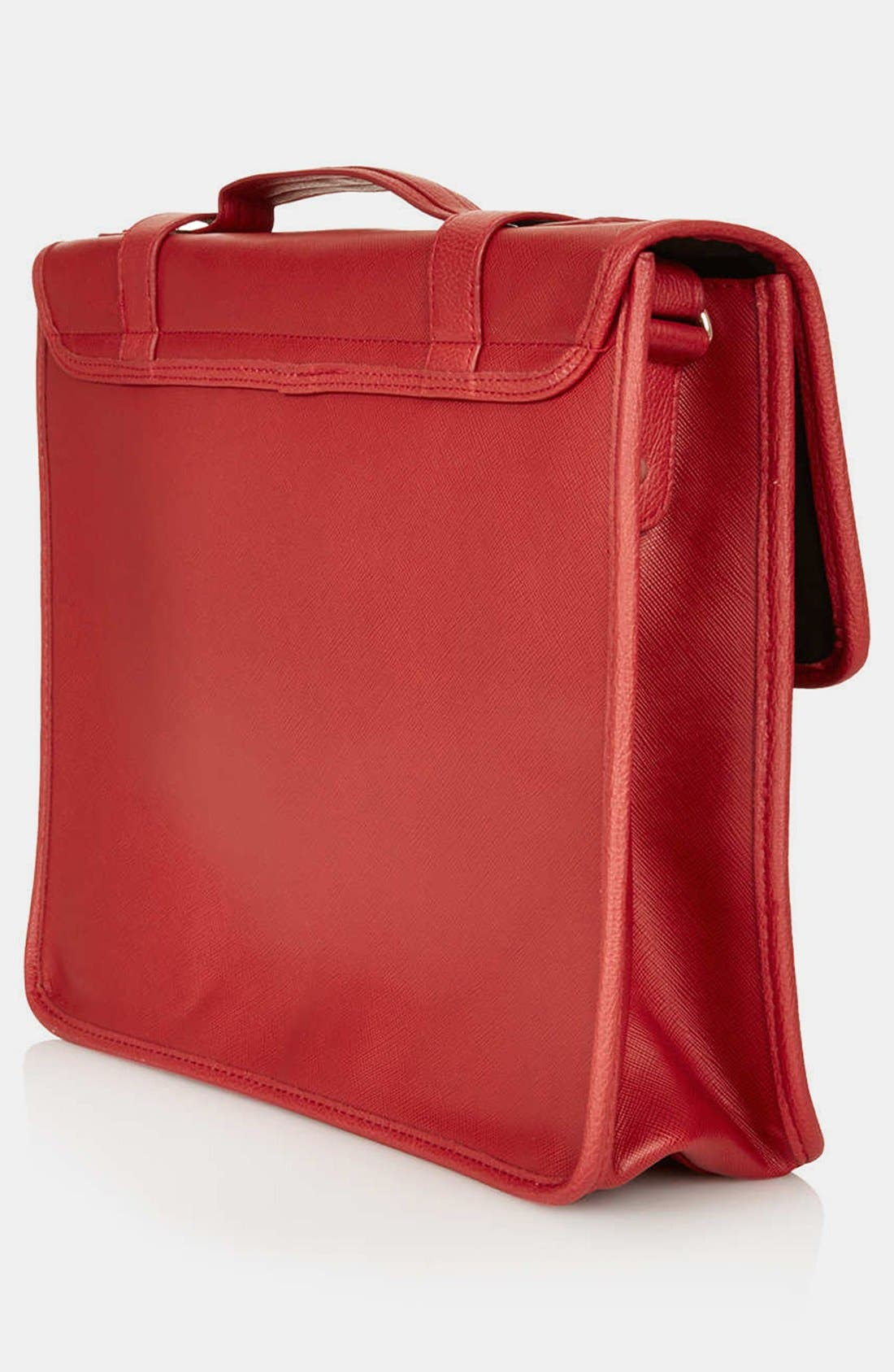 Alternate Image 4  - Topshop 'Mary' Satchel