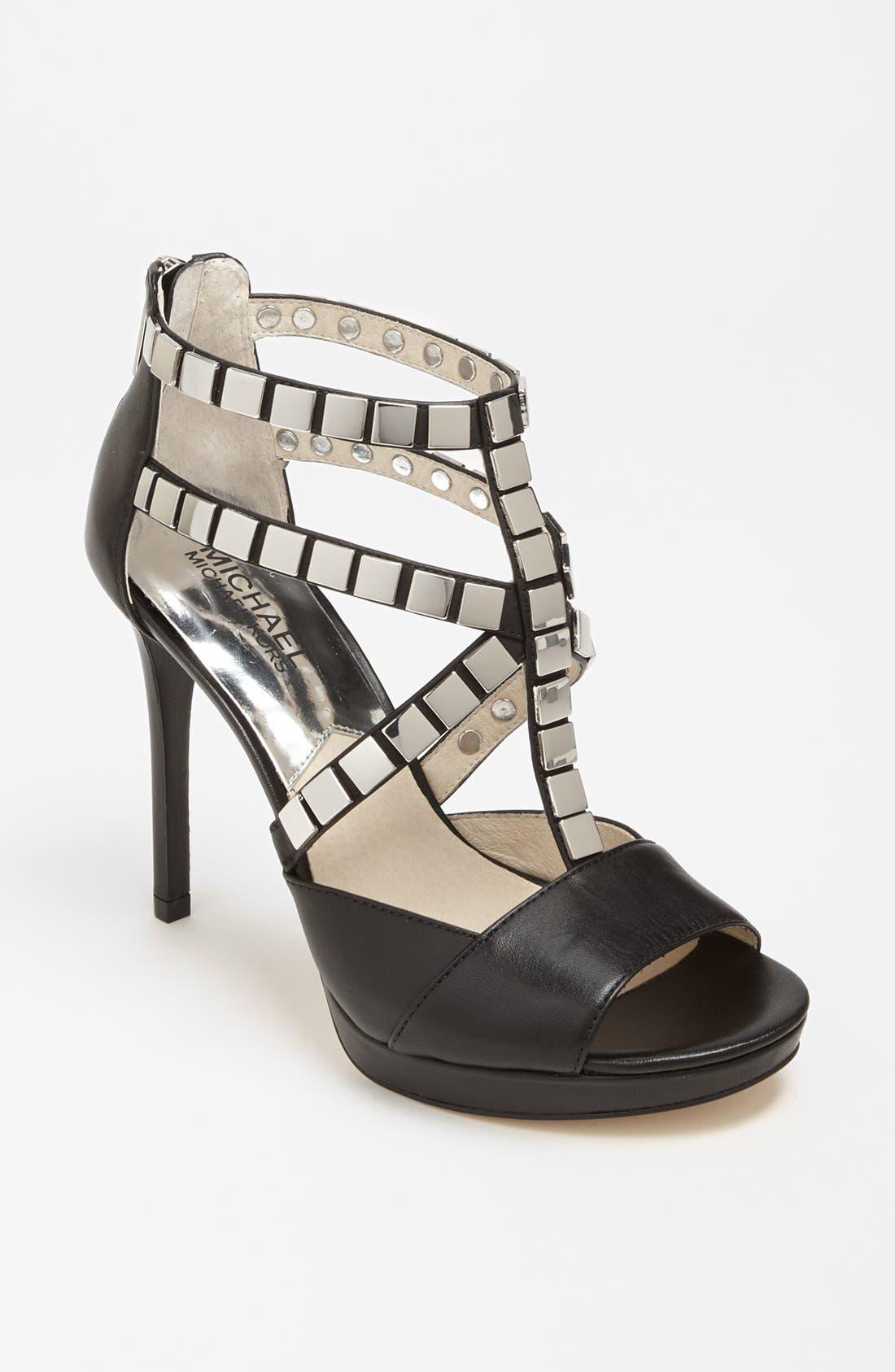 Main Image - MICHAEL Michael Kors 'Chantalle' Sandal