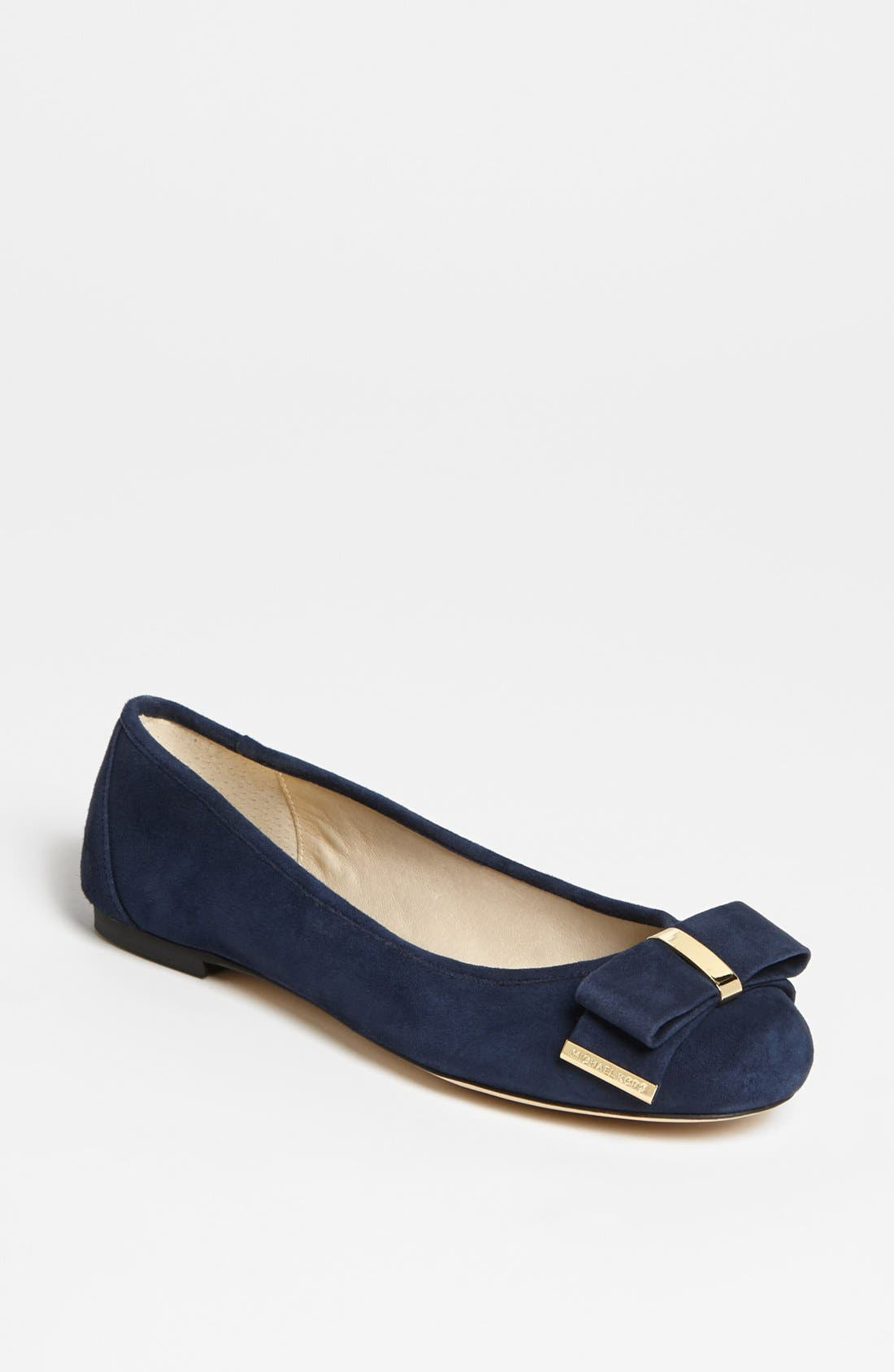 Alternate Image 1 Selected - MICHAEL Michael Kors 'Delphine' Ballet Flat