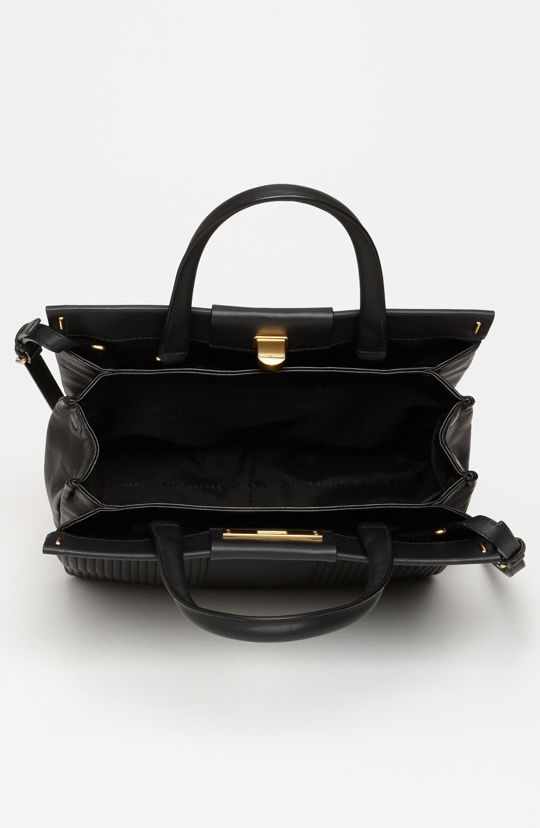 Alternate Image 3  - MARC BY MARC JACOBS 'East End - Madame Hilli' Quilted Satchel