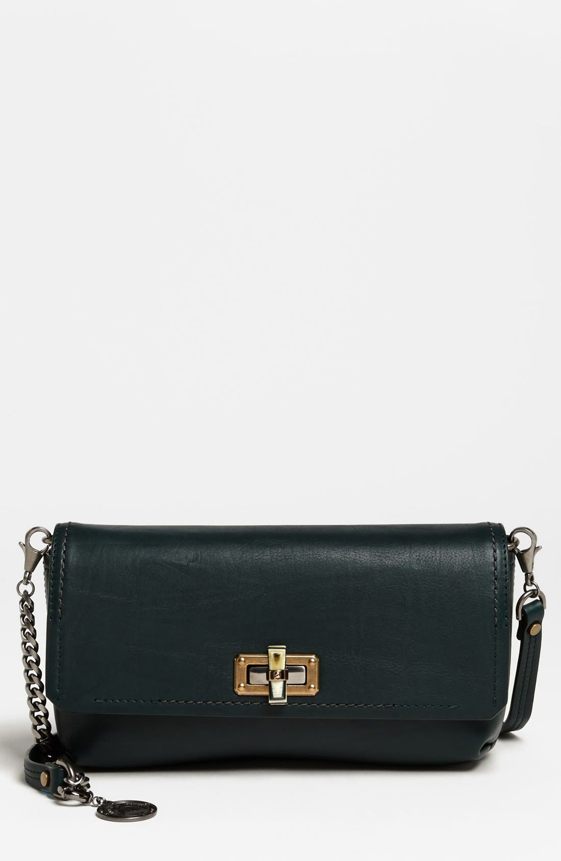 Alternate Image 1 Selected - Lanvin 'Happy' Leather Crossbody Bag