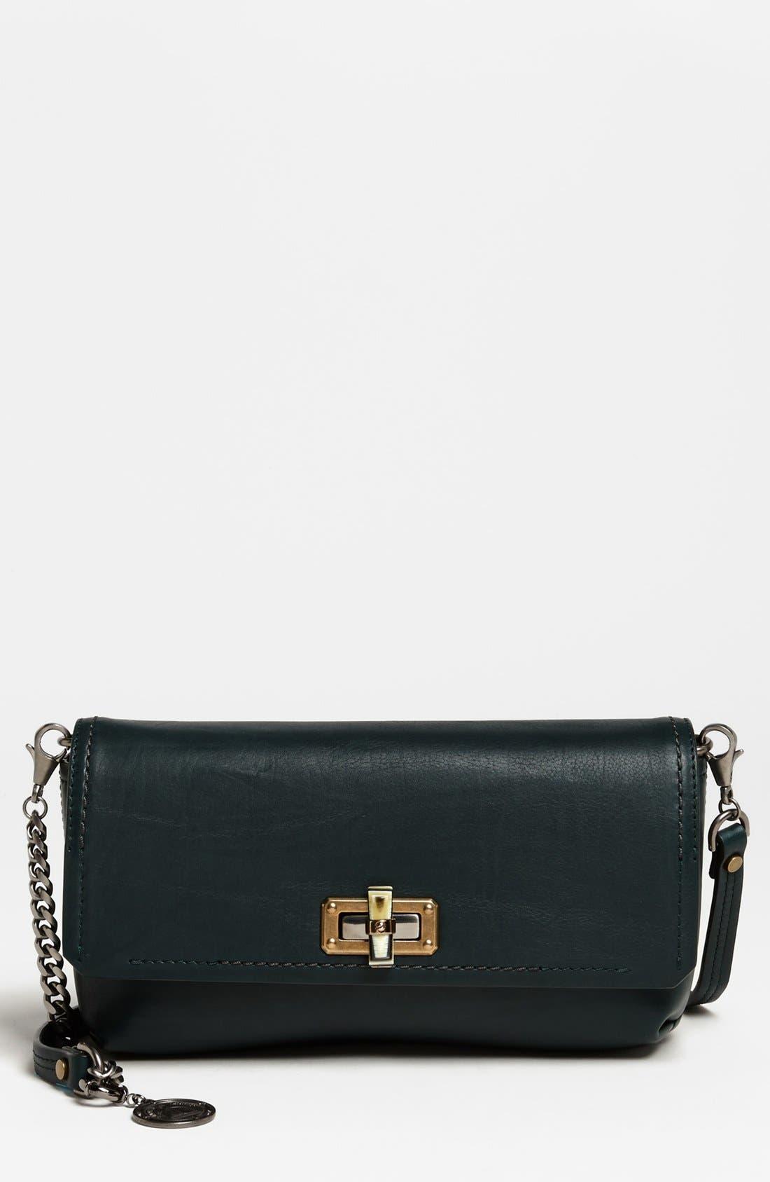 Main Image - Lanvin 'Happy' Leather Crossbody Bag