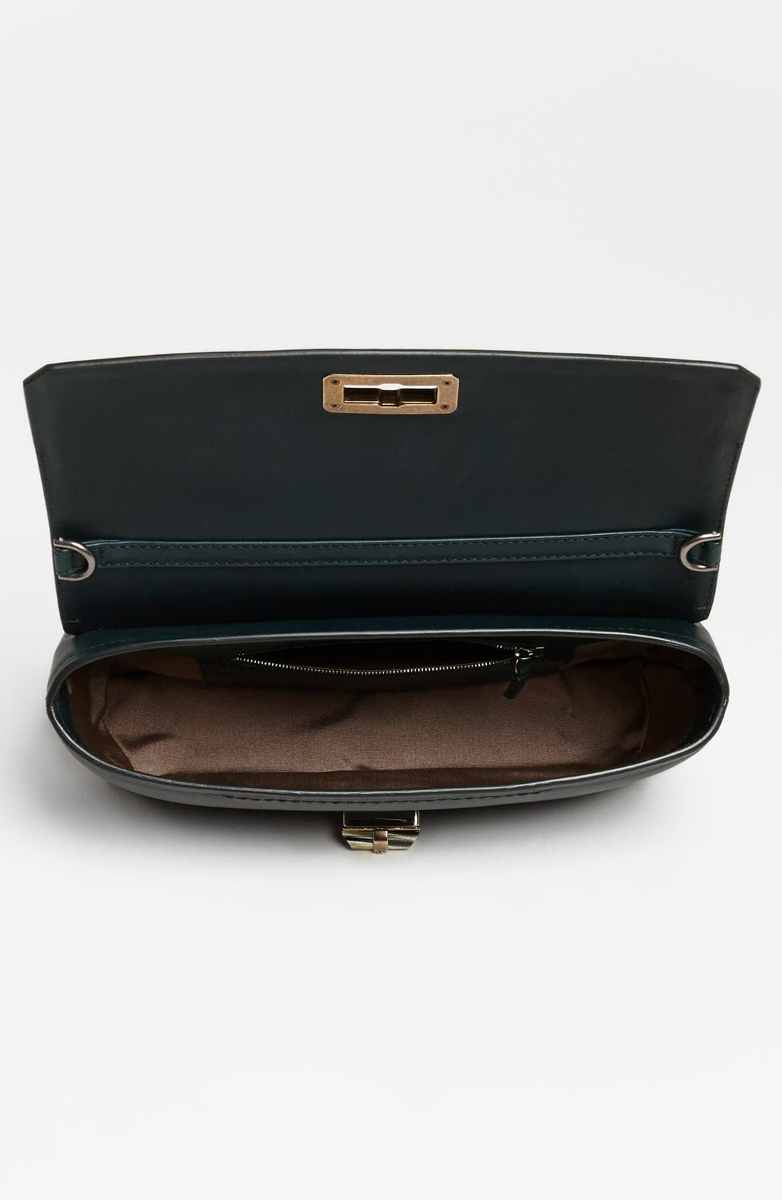 Alternate Image 3  - Lanvin 'Happy' Leather Crossbody Bag
