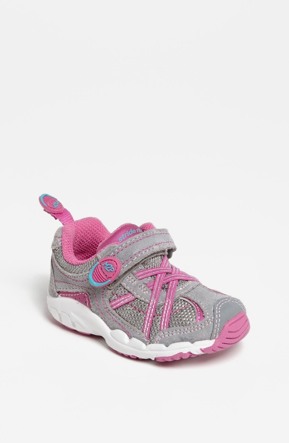 Alternate Image 1 Selected - Stride Rite 'Made 2 Play™ - Kathryn' Sneaker (Baby, Walker & Toddler)