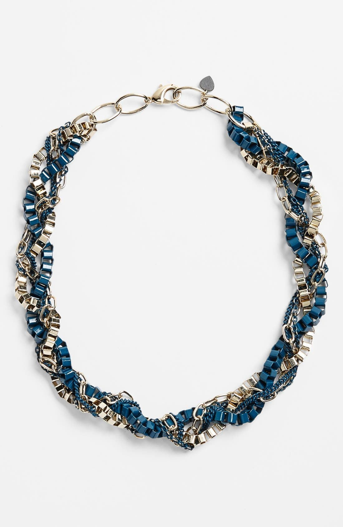 Alternate Image 1 Selected - Bonnie Jonas Mixed Chain Necklace