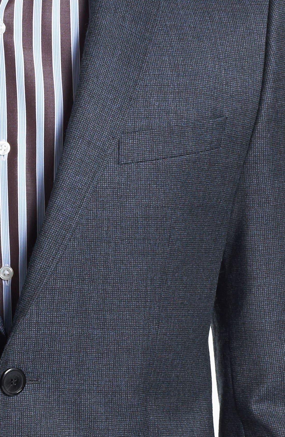 Alternate Image 2  - HUGO 'Aeris' Extra Trim Fit Sportcoat