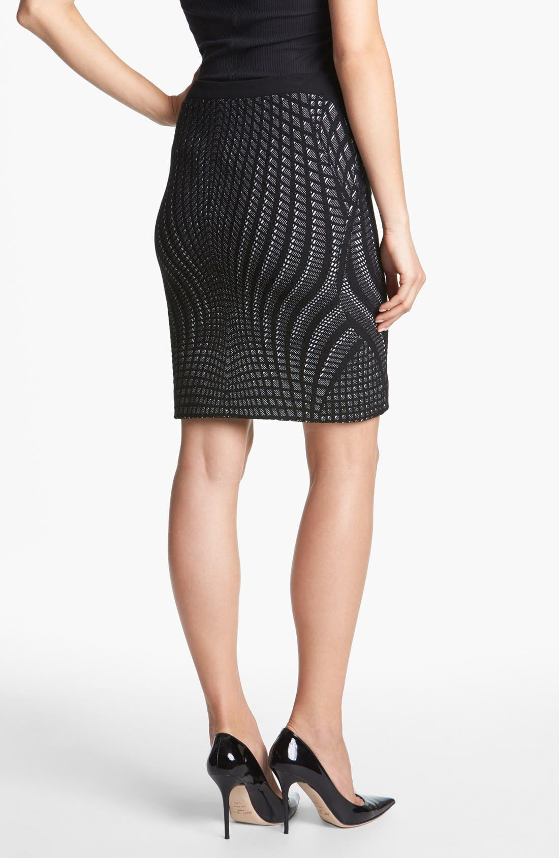 Alternate Image 3  - Diane von Furstenberg 'Mae' Pencil Skirt