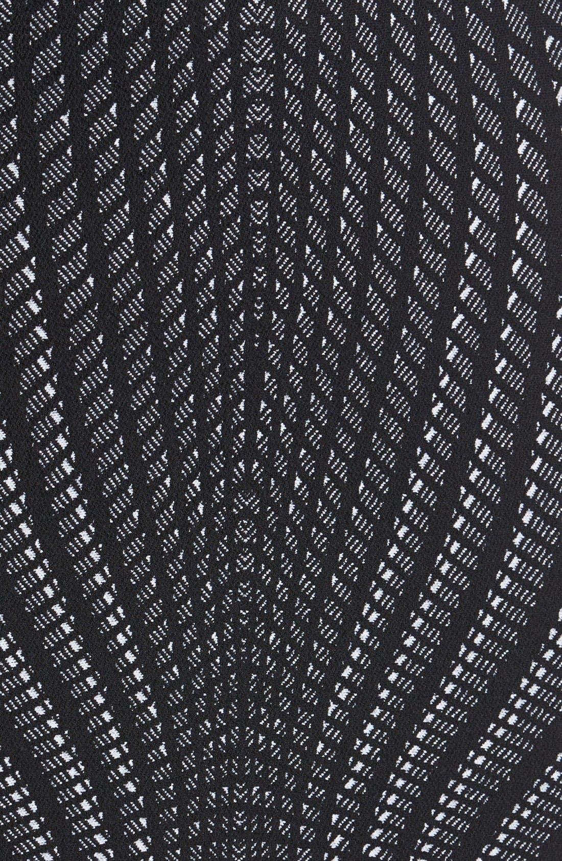 Alternate Image 4  - Diane von Furstenberg 'Mae' Pencil Skirt