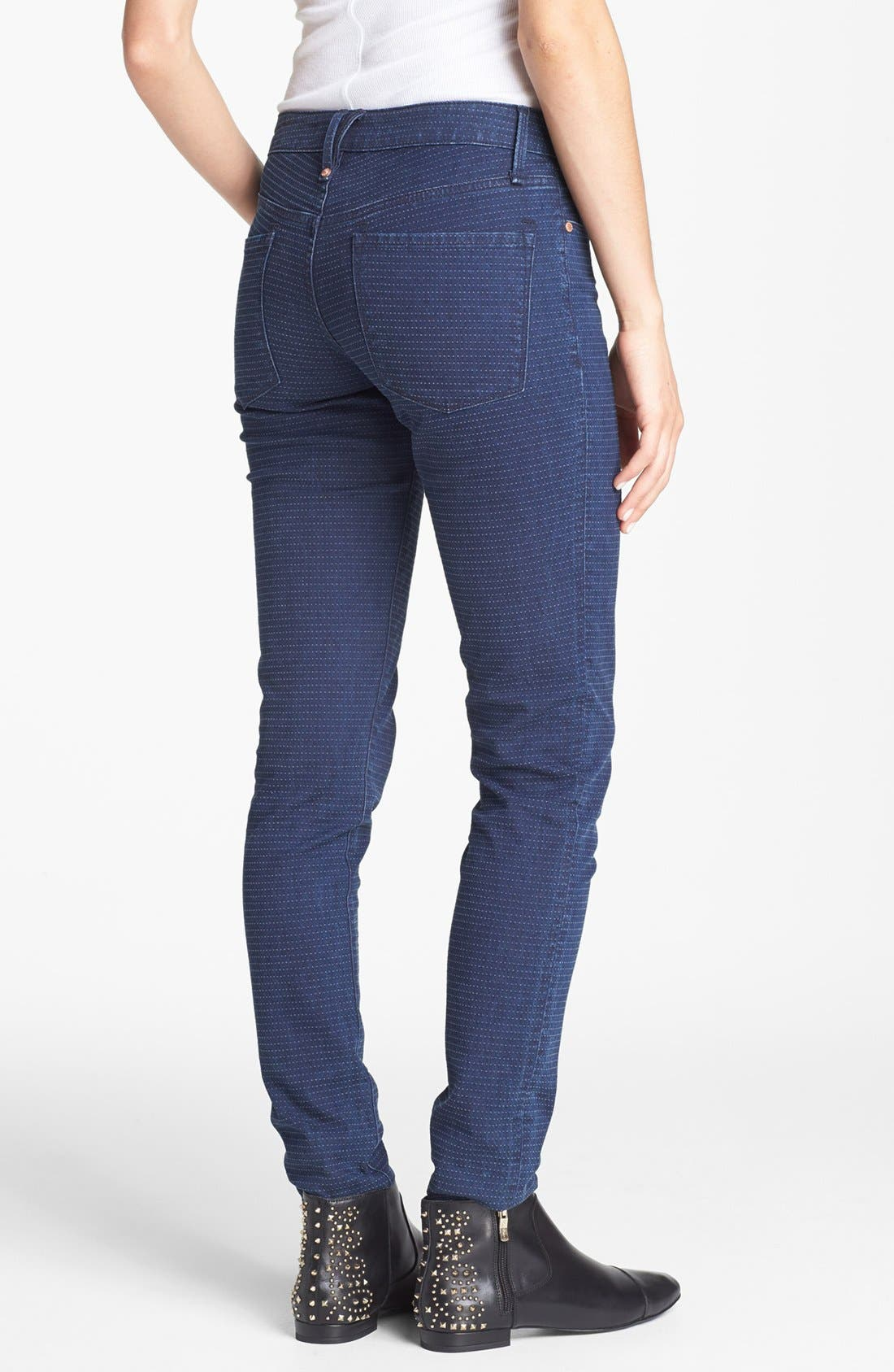 Alternate Image 2  - MARC BY MARC JACOBS 'Rolled' Slim Stretch Jeans