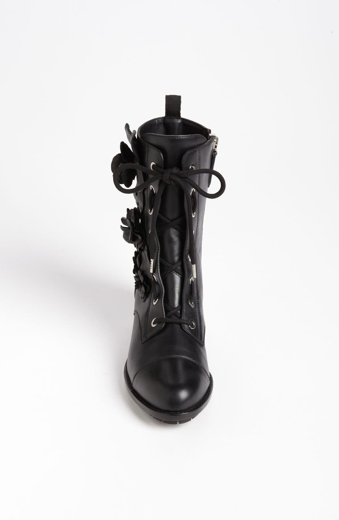 Alternate Image 3  - Valentino 'Tecno Couture' Combat Boot