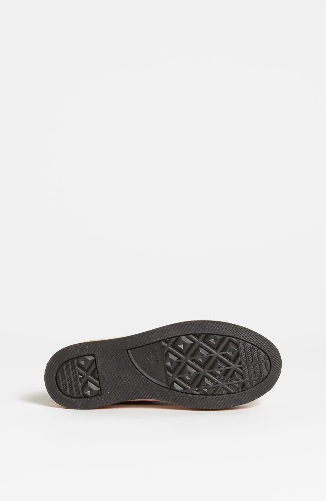 Alternate Image 4  - Converse Chuck Taylor® All Star® Platform Sneaker (Toddler, Little Kid & Big Kid)
