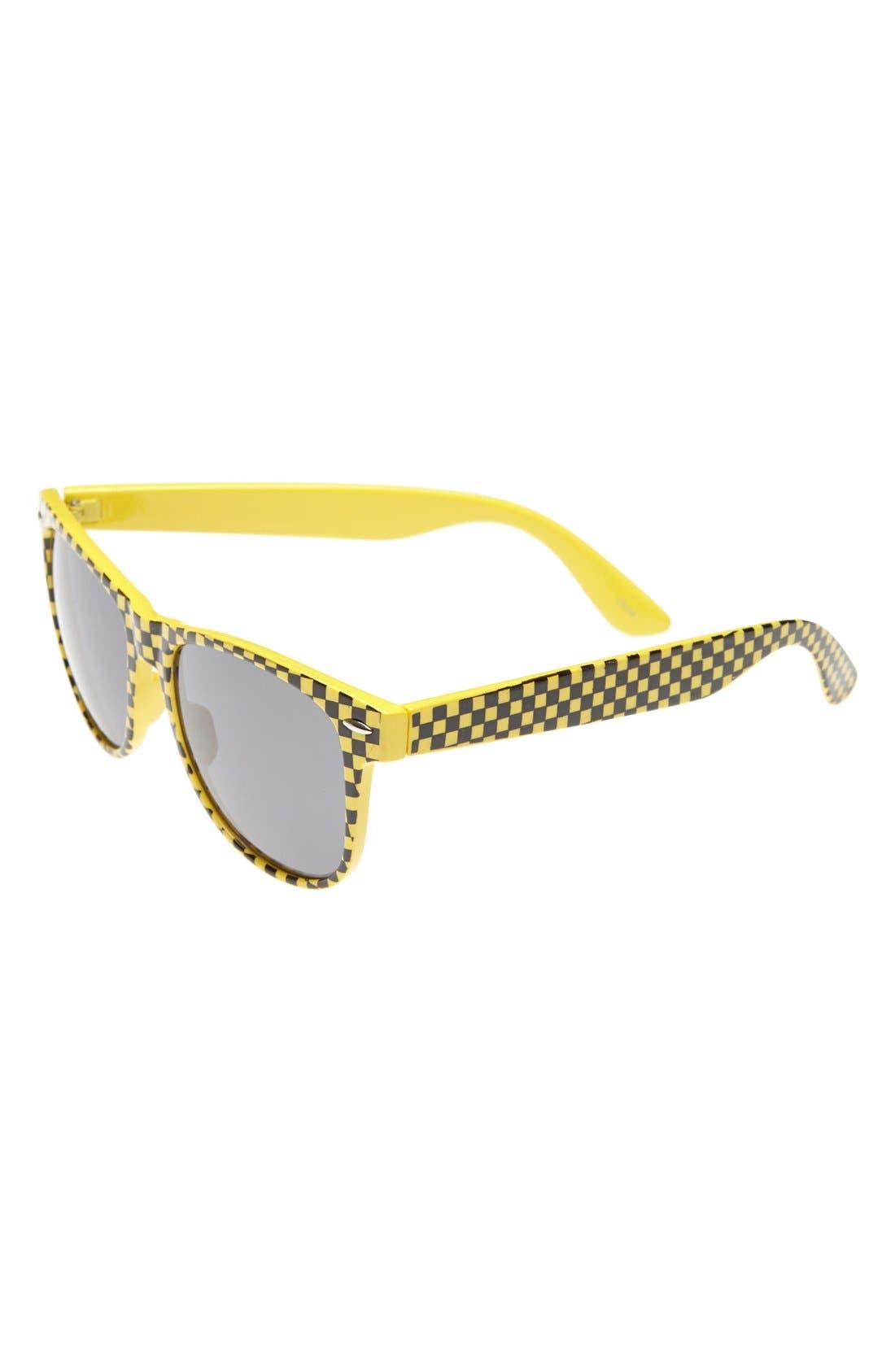 Alternate Image 1 Selected - Icon Eyewear 'Lachlan' Sunglasses (Boys)